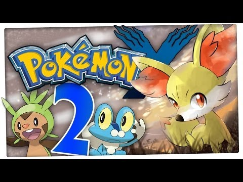 Let's Play Pokemon X Part 2: Supertraining Reisenvideo
