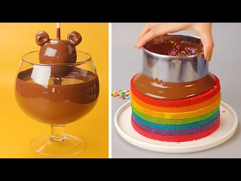 10+ Indulgent Chocolate Cake Recipes You'll Love | World's Best Chocolate Cake Tutorials