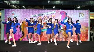 """180519 """"Candyz"""" cover """"Twinkle""""(Lovelyz)@The Palladium(Audition#2)"""