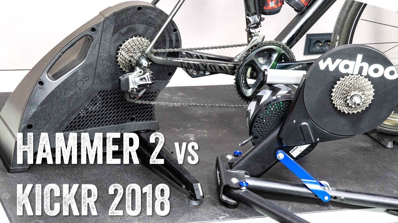 7a2c9753aea CycleOps H2 (Hammer 2) Trainer In-Depth Review | DC Rainmaker