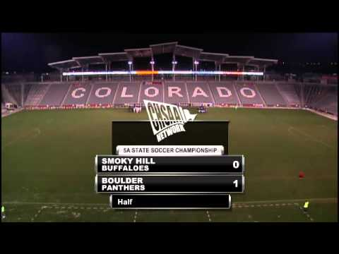 2012 CHSAA 5A Soccer State Championship- Smoky Hill vs. Boulder