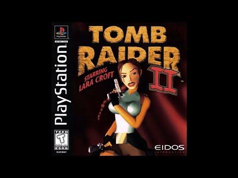 Tomb Raider 2 walkthrough 100%-[ Offshore rig]