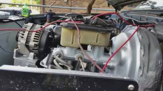 1984 C10 Project ---- LS Swap Part 7-2 (BulkHead Wiring Part 2)