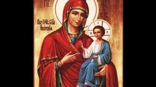 Православный календарь - 25 февраля. Иверская икона Божией Матери.(По преданию икона Богородицы Иверская в девятом веке находилась у одной благочестивой вдовы, жившей близ..., 2015-02-24T15:40:27.000Z)