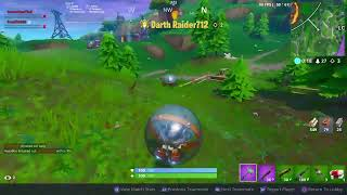 Fortnite Battle Royale PS4 Gameplay - Customs w/ Mighty! (private only) become a supporter of him!