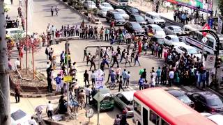 ICC WORLD CUP T20 2014 [ FLASH MOB ] Daffodil Institute Of IT ( DIIT )