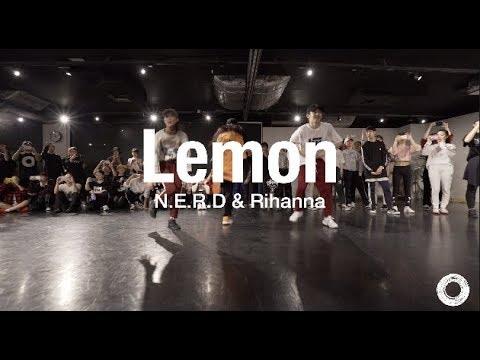 "Mina Myoung "" Lemon - N.E.R.D & Rihanna "" 1MILLION WORKSHOP @En Dance Studio SHIBUYA"