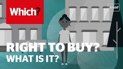 Right to buy scheme explained - Buying your council house