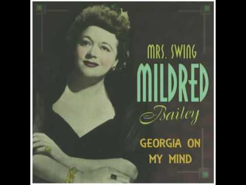 MILDRED BAILEY - Georgia on My Mind (1941) mp3