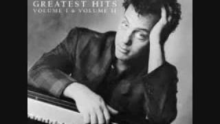Billy Joel-The Entertainer(Lyrics)