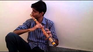 Ye haseen vadiya - roja flute cover by mayank shak