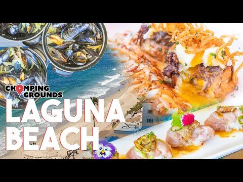 5 Foodbeast-worthy Stops In Laguna Beach | Chomping Grounds