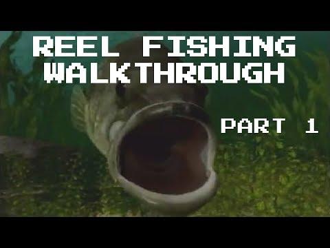Reel Fishing Walkthrough Part 1: Brook