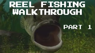 Reel Fishing Walkthrough Part 1: Brook