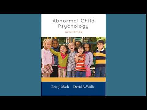 Practice Test Bank for Abnormal Child Psychology by Mash 5th Edition