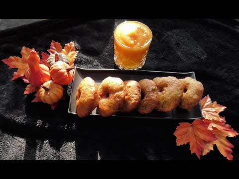 Bara met Pompoen & Chutney van Pompoen en aardappel. (vegetarische snack)