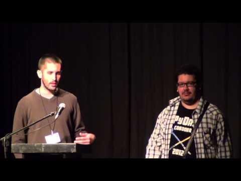 Image from Apertura de PyCon 2013 - Rosario - Argentina - Python