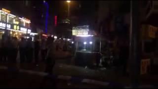 辽宁锦州市凌河夜市2017-6-20 日8时发生爆炸