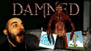 Damned - 9Heads Game Studios - Co-op w/ WeaselZone and Jeskimoshow!