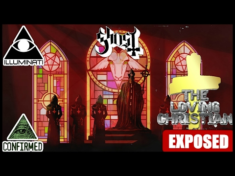 Ghost Satanic Rock Band illuminati Exposed