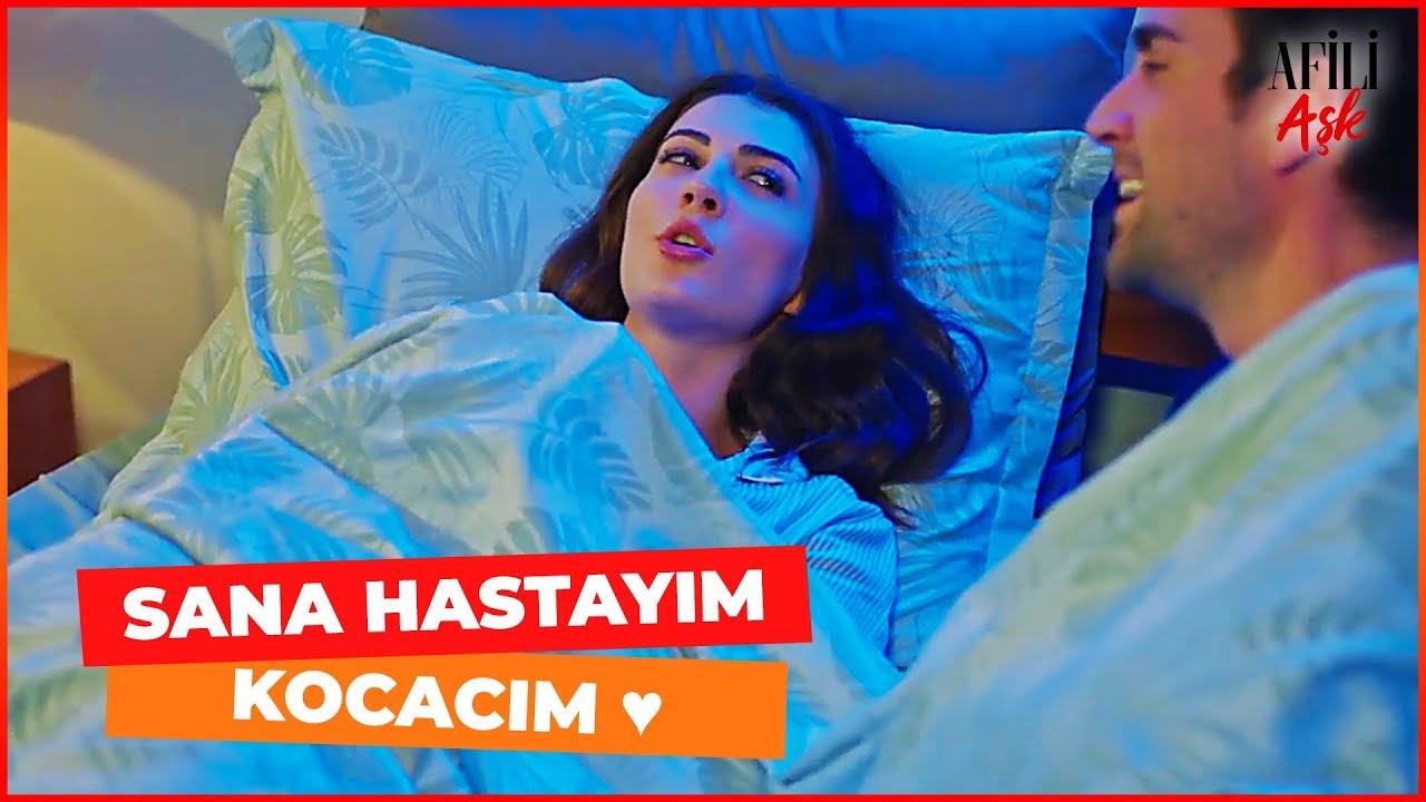 Ayşe ve Kerem ACİL YATIŞ Yapıyor - Afili Aşk 19. Bölüm