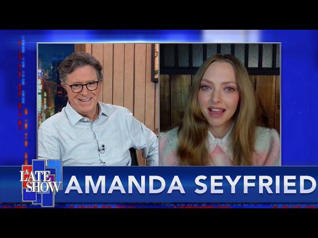 "Amanda Seyfried: Why Stop At Three ""Mama Mia"" Films?"