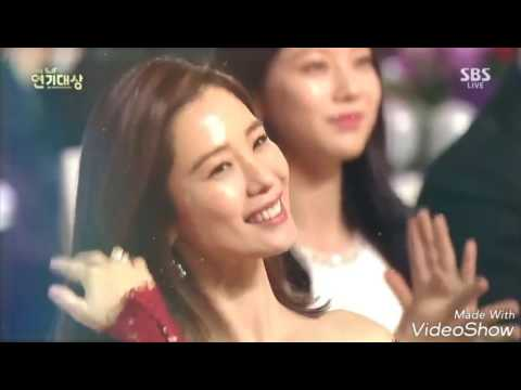 Kim hyun joo - during 2015 SBS Drama Awards
