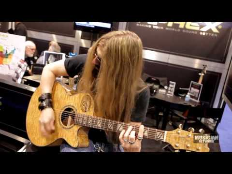 James LoMenzo: NAMM 2012 Performance