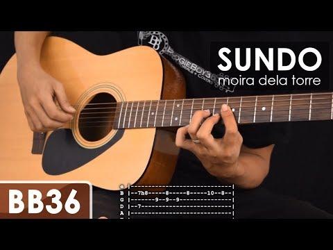 Sundo - Moira Dela Torre Guitar Tutorial