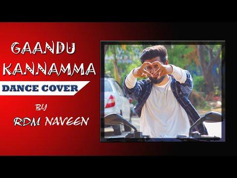 Gaandu Kannamma | Vivek - Mervin | Ku Karthik | DANCE COVER BY RHYTHMIC DANCE MOVES | RDM