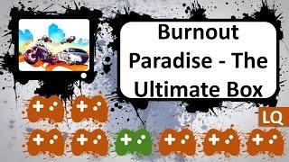 """Burnout Paradise - The Ultimate Box LQ (Video v1.6.0.5.0.3) - """"Восемь игроков"""""""