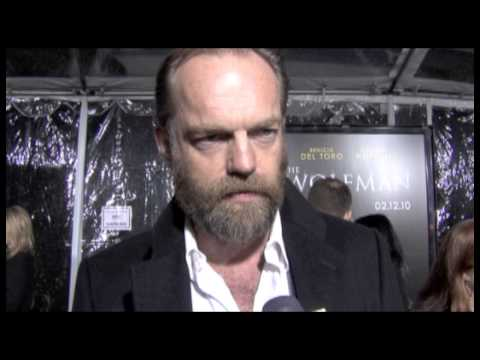 Hugo Weaving Interview - The Wolfman