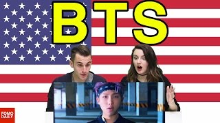"""BTS """"Not Today"""" • Fomo Daily Reacts"""