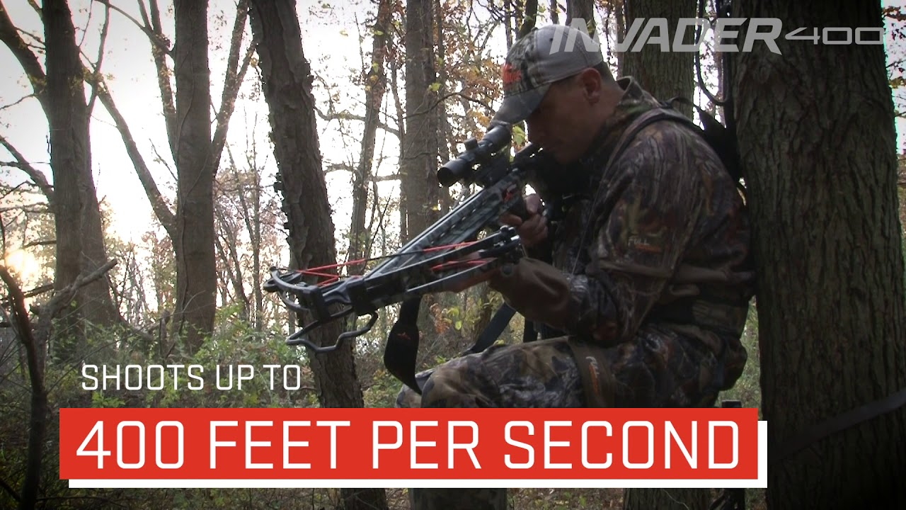 Download NEW Wicked Ridge Invader 400 Crossbow