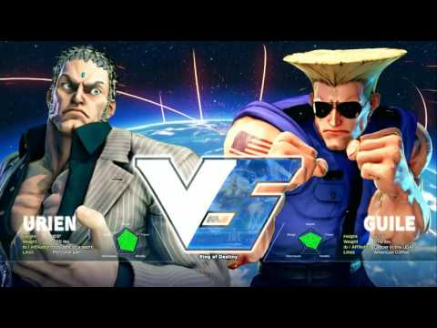 SFV: Final Round XX Day 1 Pools Part 1 - CPT 2017