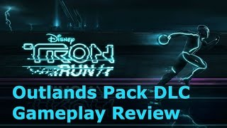 Tron Run/r Outlands Pack DLC Live Review