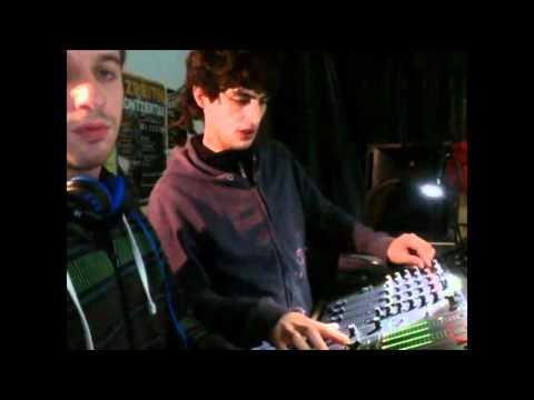 KIZT (PSYcolectif) @ desguaze Music TV 2011/11/24