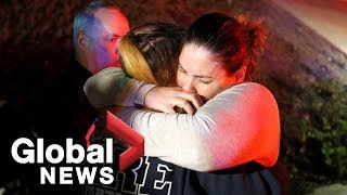 California bar shooting: Survivors describe horror of shooting rampage