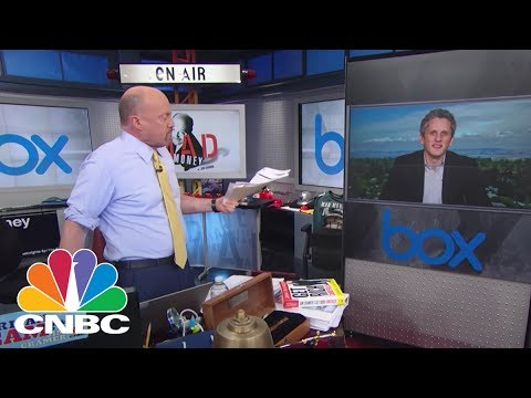 Box CEO: Cloud Revolution | Mad Money | CNBC