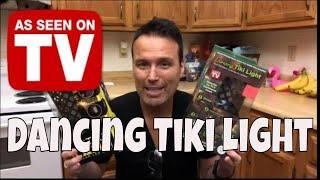 Dancing Tiki Light As Seen On TV Series Solar