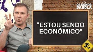 ESCALAÇÃO DO CORINTHIANS: RISCO DO VERDÃO GOLEAR??? | OS DONOS DA BOLA