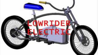 low rider electric.. mechanical enginering POLBAN students final project