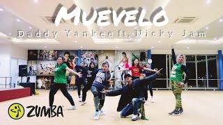 Daddy Yankee, Nicky Jam - Muevelo | ZUMBA | FITNESS | At Balikpapan.mp3