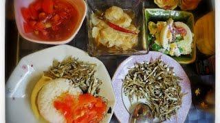 Simpleng Ulam BINUSANG DILIS at Fresh Kamatis na Sabaw