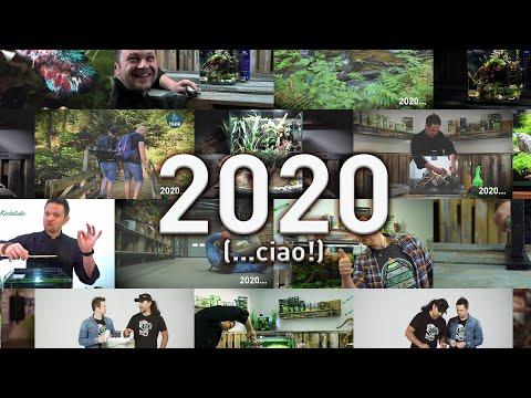 Willkommen im Jahr 2021! Auf Wiedersehen 2020 - Rückblick - Outtakes - Was haben wir 2021 vor?