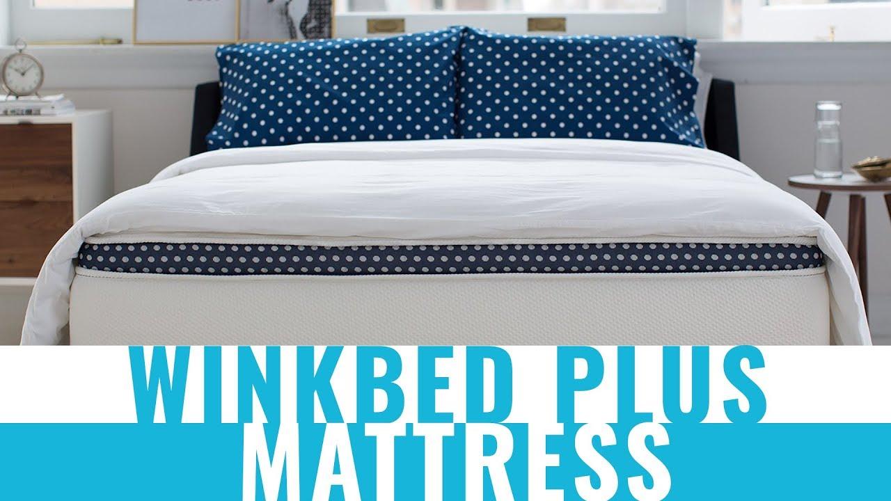WinkBeds Plus Mattress - YouTube