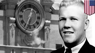 Texas tower shooting: 50th anniversary of Charles Whitman mass shooting in Austin, Texas - TomoNews
