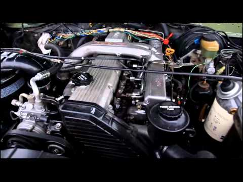 '94 Land Cruiser 80 series HD-T conversion by dieselcruisers