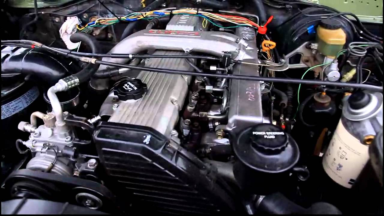 Maxresdefault on Toyota Land Cruiser Diesel Engine