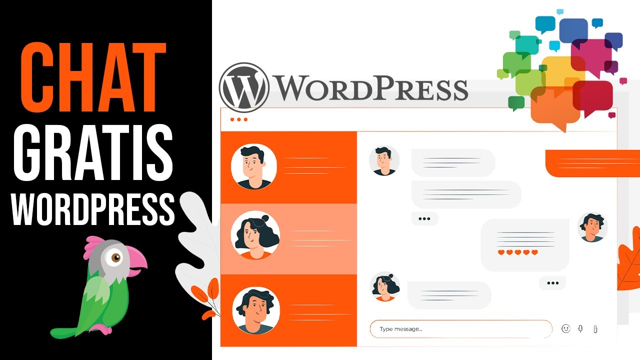 Live Chat Para tu Pagina Web - WordPress